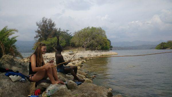 Island Hopping Kibuye