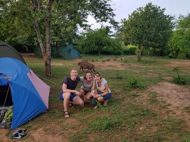 Tent Murchison Falls Uganda