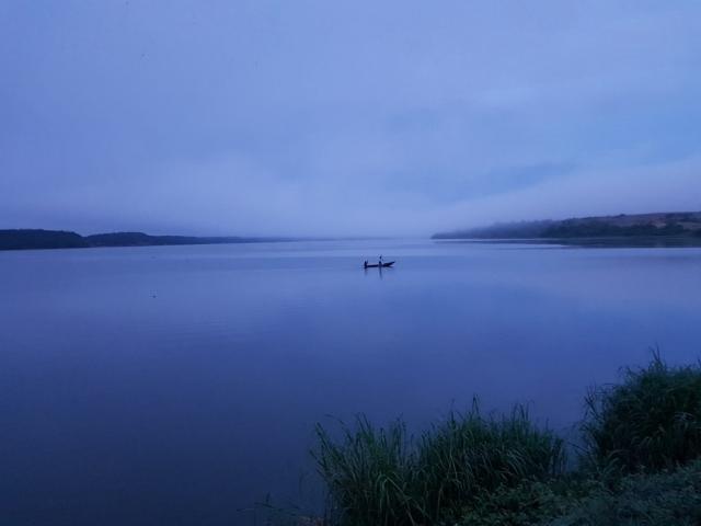 Fisherman entebbe Uganda