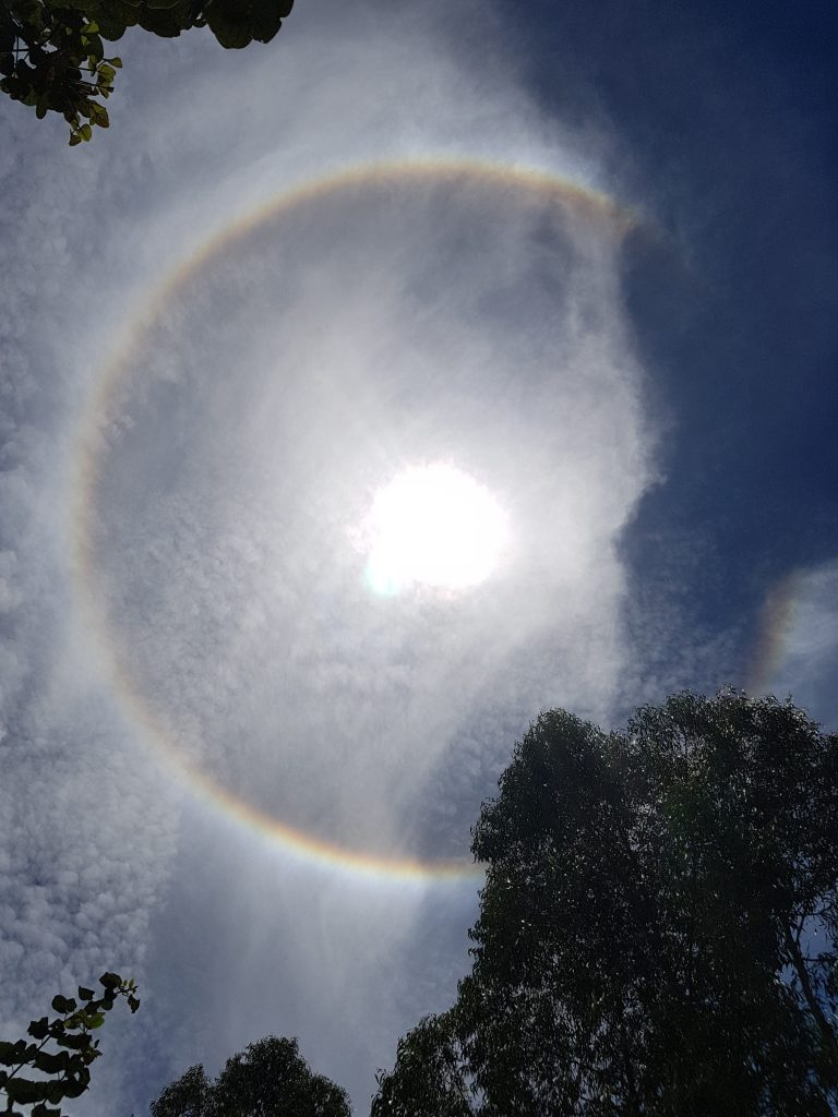 Full rainbow Uganda