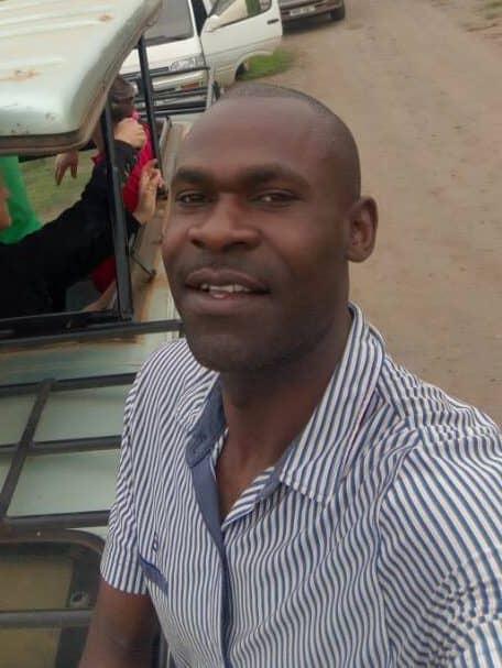 John driver guide uganda