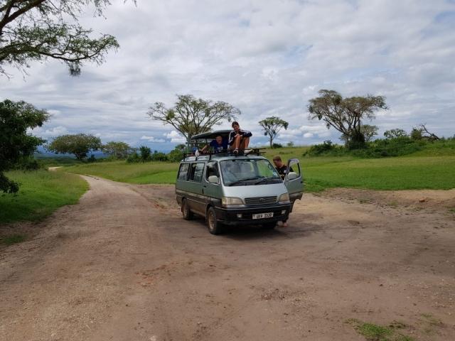 safari Murchison Falls Uganda