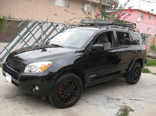 Safari Toyota rav4 Uganda