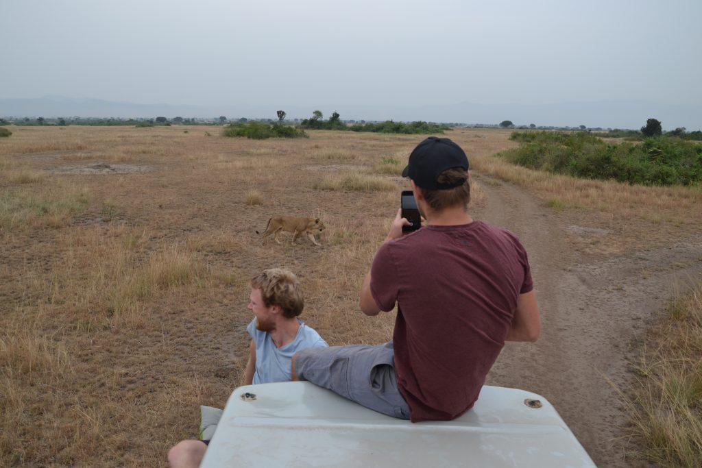Queen Elizabeth National Park Uganda