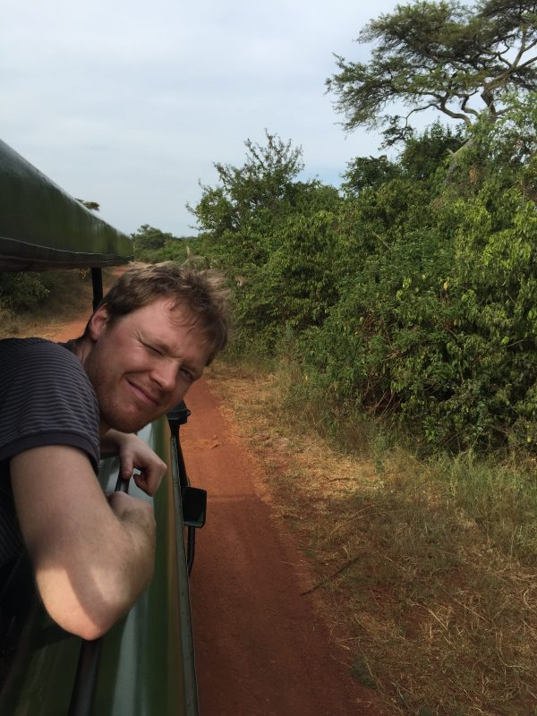 Akagera National park drive