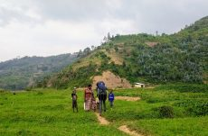 Congo Nile Trail Hike