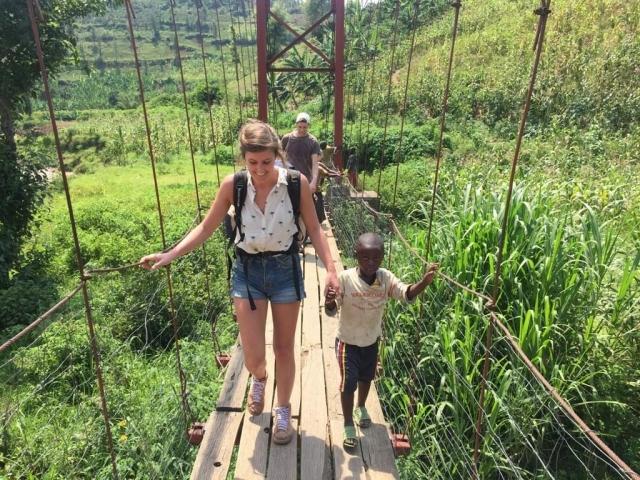 Congo Nile Trail Rwanda